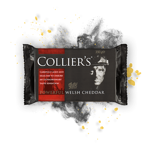Cheddar Collier's Welsh Amsterdam